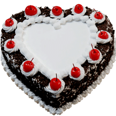 SENSATIONAL BLACK FOREST CAKE