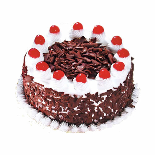 Black Forest Delicious Cake