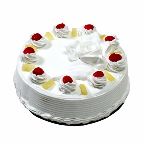 Milky Vanilla Cake